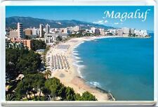 MAGALUF, MAJORCA SPAIN FRIDGE MAGNET