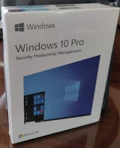 Microsoft Windows 10 Pro FPP P2 (Latest) 32/64-bit USB SKU- HAV-00059 NEW