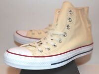 Converse Fresh Hi Chuck Taylor Off White Cream Sneakers Men's Size 7-11.5 New