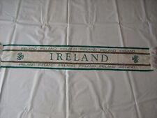 d3 sciarpa IRLANDA football federation association calcio scarf schal ireland