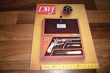 DWJ / Deutsches Waffen-Journal # 11 / 1982 -- Großpistole Benelli / Walther CP 1