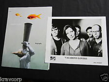 VAGABOND LOVERS 'WHEN I WAS YOU' 2000 PRESS KIT--PHOTO