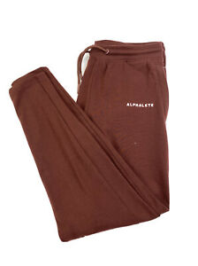 Alphalete Identity Men's Red,garnet Joggers Size Large