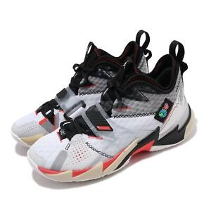 Nike Jordan Why Not Zer0.3 PF White Westbrook Men Basketball Shoes CD3002-101