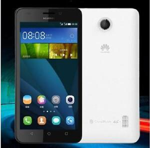 "HuaWei Y635 Lite 4G LTE Quad-core Android 5.0"" Cell Phone  1GB RAM 4GB ROM 5MP"