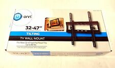 New Opened Onn ONNMT1 32 to 47 80lb TV Wall Mount Tilting
