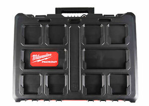 Milwaukee 48228450 PACKOUT Tool Box with Foam Insert