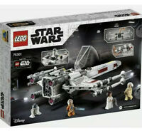 NEW 2021 LEGO Star Wars Luke Skywalker's X-Wing Fighter 75301 A New Hope