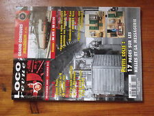 $$5 Loco-Revue N°641 BB MTE  BB 8100  Halles et messagerie  A Pinat  Ile Delivra