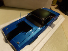 VeryRare 1970 Dodge Challenger in Blue Limited Ed. by Danbury Mint/ Acme,