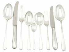 Sterling Silver Canteen of Cutlery for Six Persons, Sheffield, 1960s - 44 pieces