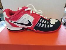 6.5 Nike Zoom Breath 2K11 Laufen Wandern Spazieren Schuhe Sneaker White/Scarlet Fire