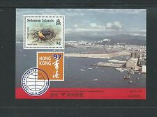 1997 Hong Kong stamp Exhibition Mini Sheet  Complete MUH/MNH as Issued