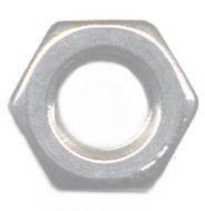 10 Sechskantmuttern Edelstahl A2 M 1.0 - 1.2 - 1.4 - 1.6