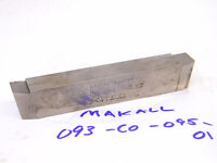 "NEW SURPLUS COBALT TOOL BIT TOOL SHANK 3//4/"" x 3//4/"" x 5.00/"" INDIA"