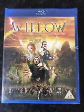Willow [Blu-ray] [1988] - Val Kilmer; Warwick Davis; Joanne Whalley