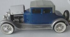 RIO 1:43 AUTO DIE CAST ROLLS ROYCE 1923 MOD TWENTY BLU E GRIGIO ART 72
