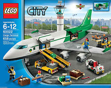 LEGO City 60022 Cargo Terminal New Sealed Set
