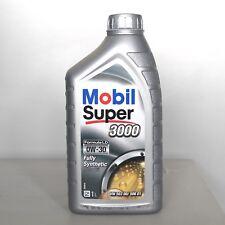 Olio Motore Mobil Super 3000 LD 0w30 Lt.1