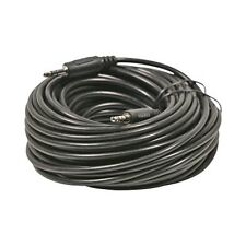 NEW 50 ft 3.5mm 1/8 AUX auxiliary stereo audio input cable