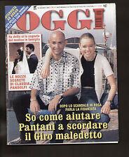 OGGI 24/1999 PANTANI ARKAN PANDOLFI SCARPATI MARTA RUSSO AGNELLI MICHAEL JACKSON