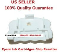 Epson stylus pro Ink Cartridge Chip Resetter 7890 9890 7900 9900 7700 9700 reset