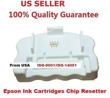 Epson stylus pro Ink Cartridge Chip Resetter 7890 9890 7900 9900 7700 9700 reset