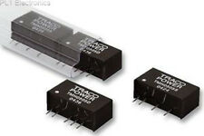 TRACOPOWER - TMH 2405S - CONVERTER, DC/DC, 2W, 5V/0.4A