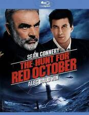 The Hunt for Red October (Blu-ray Disc, 2010) New FREE SHIPPING Sealed