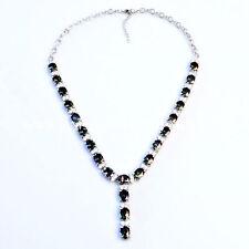 Erhitzte Echtschmuck-Halsketten & -Anhänger im Collier-Stil für Damen