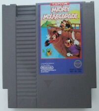 Mickey Mousecapade (Nintendo Entertainment System, 1988) Tested Free Shipping