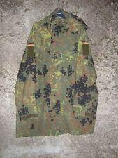 Parka mimetico impermeabile in goretex, originale Esercito Tedesco.