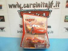 Saetta McQueen - Cars Disney Pixar Serie WOC Europa bl. n.01 Mattel scala 1-55