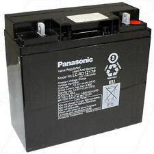 12V 17Ah Replacement Battery Compatible with APC RBC7 (2 battery required)