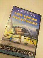 Dvd   LOS LOCOS DE HOLLY WOOD CON KEVIN SPACEY