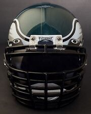 PHILADELPHIA EAGLES NFL Schutt Super Pro BIG GRILL Football Helmet Facemask