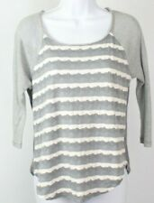 Comfy and cute Last 1 NEW Anthropologie Walkwrite Tee size sz SP Pleated detail