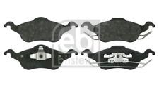 Bremsbelagsatz, Scheibenbremse für Bremsanlage Vorderachse FEBI BILSTEIN 16279