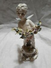 Vintage Angel Figurine - Guiseppe Chiurato - Roma, Italy