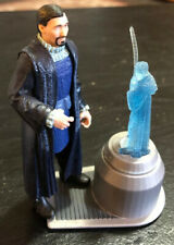 """Bail Organa With Obi Wan Hologram Transmission"" Action Figure 2003 Edition"