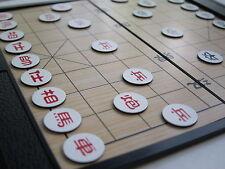 "Chinese Chess, Xiangqi, 8"" foldable magnetic mini board"