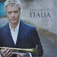 Chris Botti - Italia (CD 2007 Columbia) Near MINT