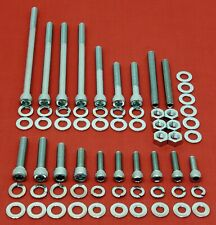 BUICK WATER PUMP TIMING COVER BOLTS KIT STAINLESS 3.8L V6 TURBO GRAND NATIONAL
