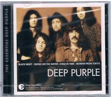 DEEP PURPLE THE ESSENTIAL  CD SIGILLATO!!!