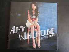 Amy Winehouse - Back to Black: 2006 Island CD Album (Soul, Jazz, R&B)