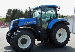 New Holland T7.170 - T7.210 Tractor Service Repair Technical Manual