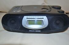 Clock Radio With Cd & Alarm - Philips Magnavox - Aj 3925/17