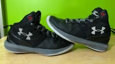 UNDER ARMOUR Shoes Baby Toddler Size 11K Stephen Curry Balck And Gray
