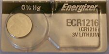 Energizer Watch Battery # ECR1216 replaces CR1216, L40 & many popular Watches.
