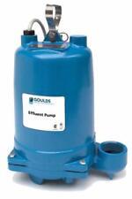 Goulds We0311l 3885 We Series Submersible Effluent Pump